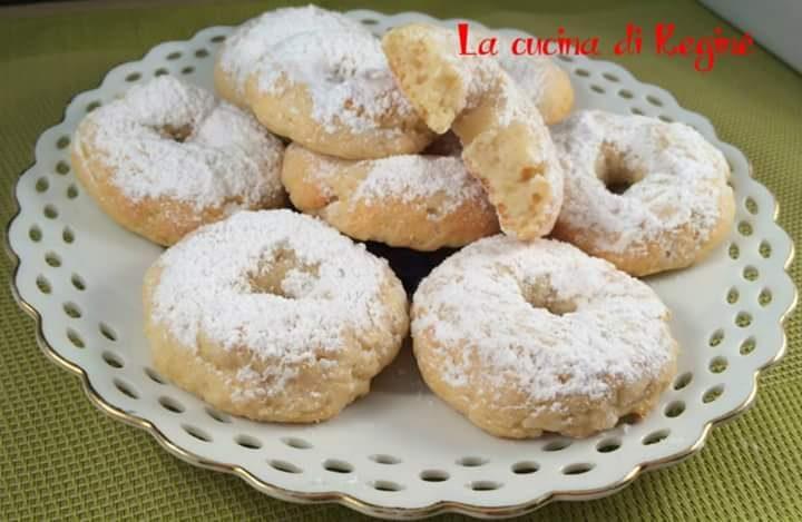 biscotti ricotta