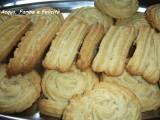 biscotti di frolla montata alle mandorle