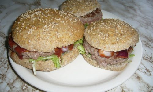 Cheeseburger Pulp Fiction