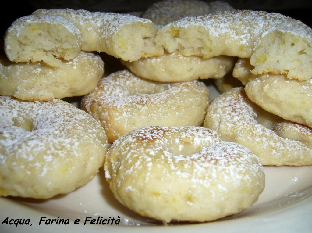 biscotti morbidi di ricotta
