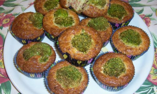 Tree Muffins con Broccoli e Wurstel