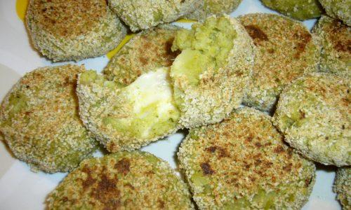 Polpette di Broccoli e Patate al Telefono senza Uova