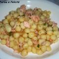 Gnocchi con Sugo Rosé al Salmone