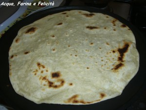 piadina all'olio
