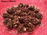 Bocconcini al Cioccolato e Nocciole