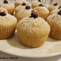 Muffins con Crema al Cioccolato Vegan