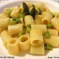 pasta cremosa agli asparagi