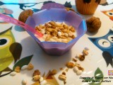 Coppette di Yogurt con Noci, Miele e Cereali Soffiati