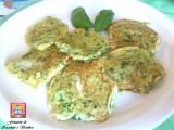 Frittatine di Zucchine e Basilico