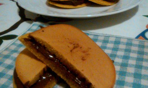 Dorayaki al Cioccolato – I dolcetti di Doraemon