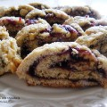 Biscotti Arrotolati alle Mandorle senza Latticini