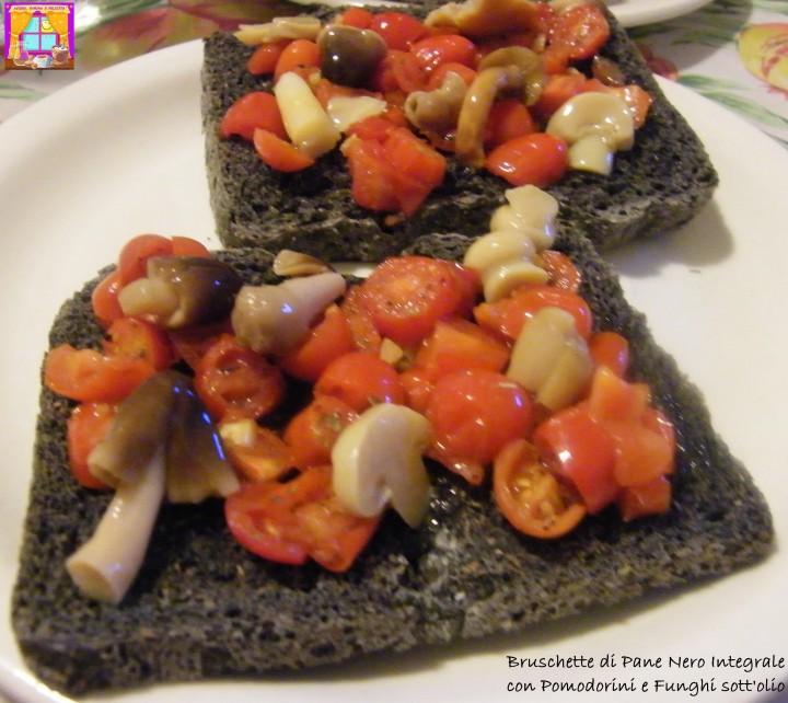 usare il carbone vegetale in cucina