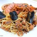 Spaghetti allo Scoglio con Pomodoro