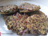 frittatine di quinoa