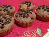 Muffins Integrali senza uova