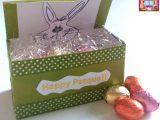 Scatola Regalo Fai da te per Pasqua