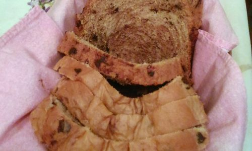 Pane dolce sofficissimo con macchina del pane